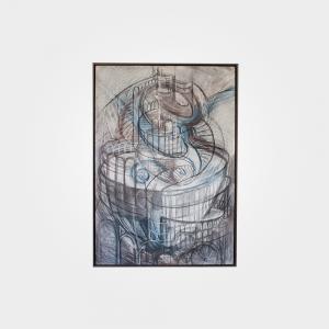 Sketches of NOW part III Mariska Mallee art kunst schilderij