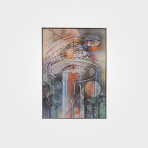 What follows on energy supplies: Gravity? part I mariska mallee kunst art schilderij